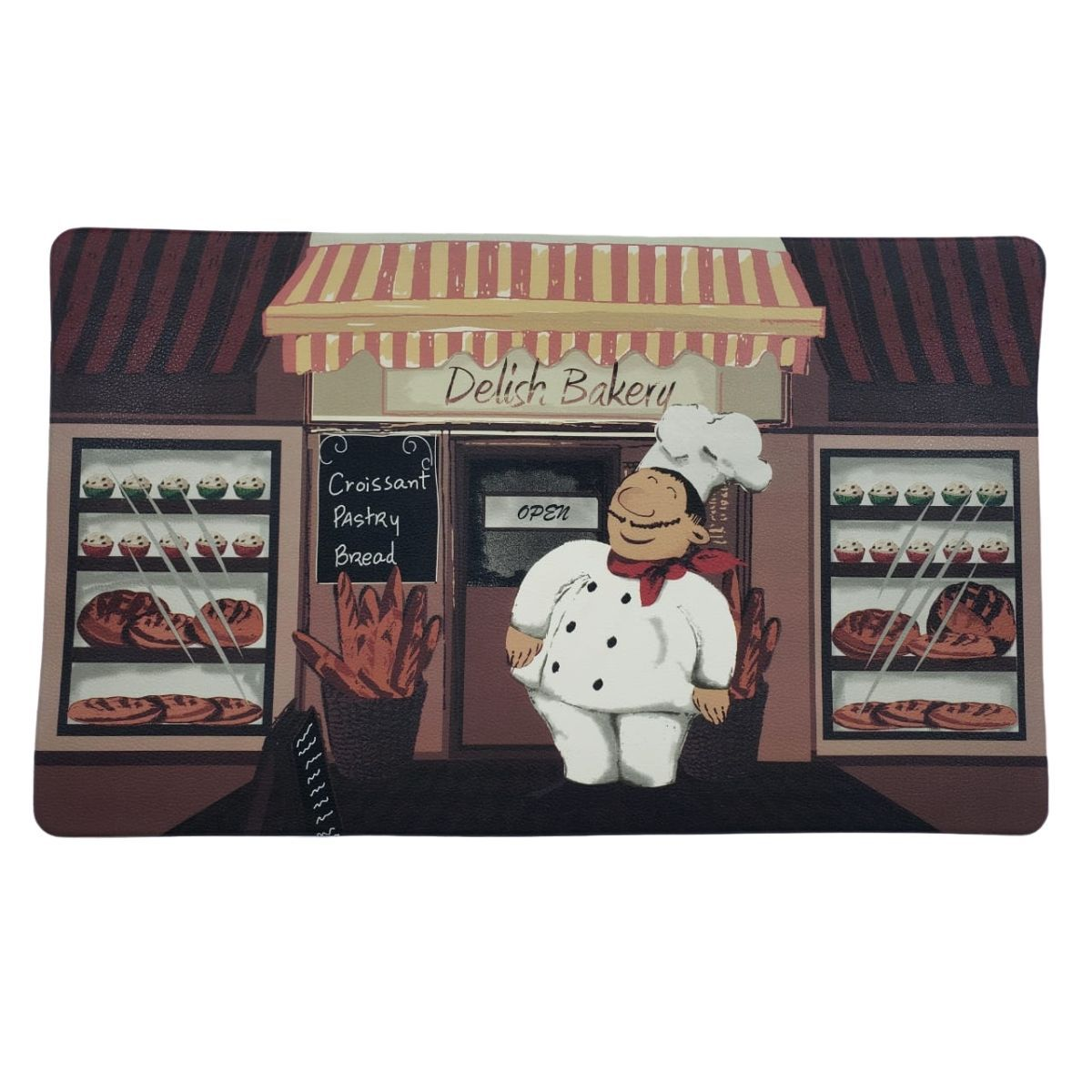 Tapete Gourmet Cheff 47x76
