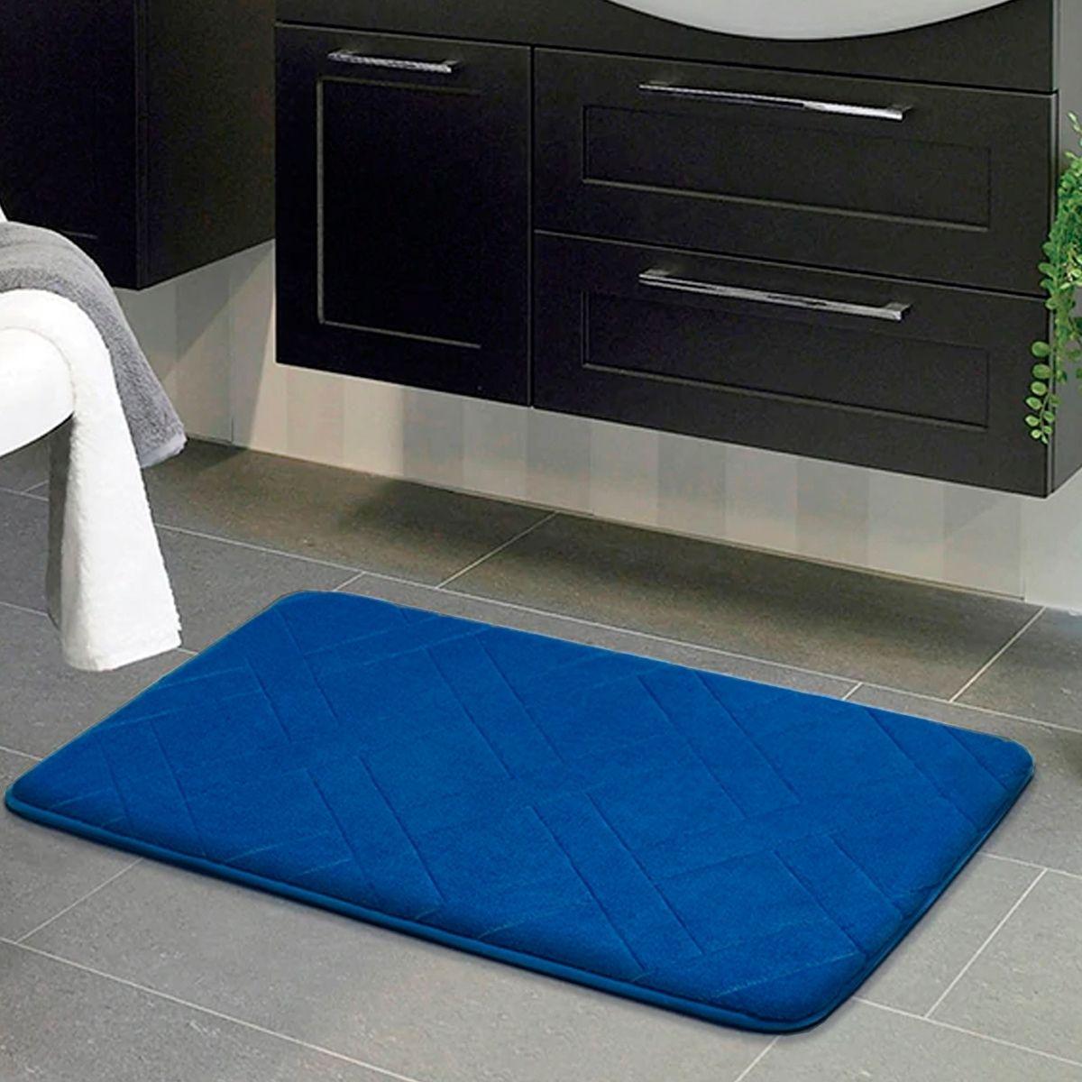 Tapete verona square 40x60 Azul Escuro 12