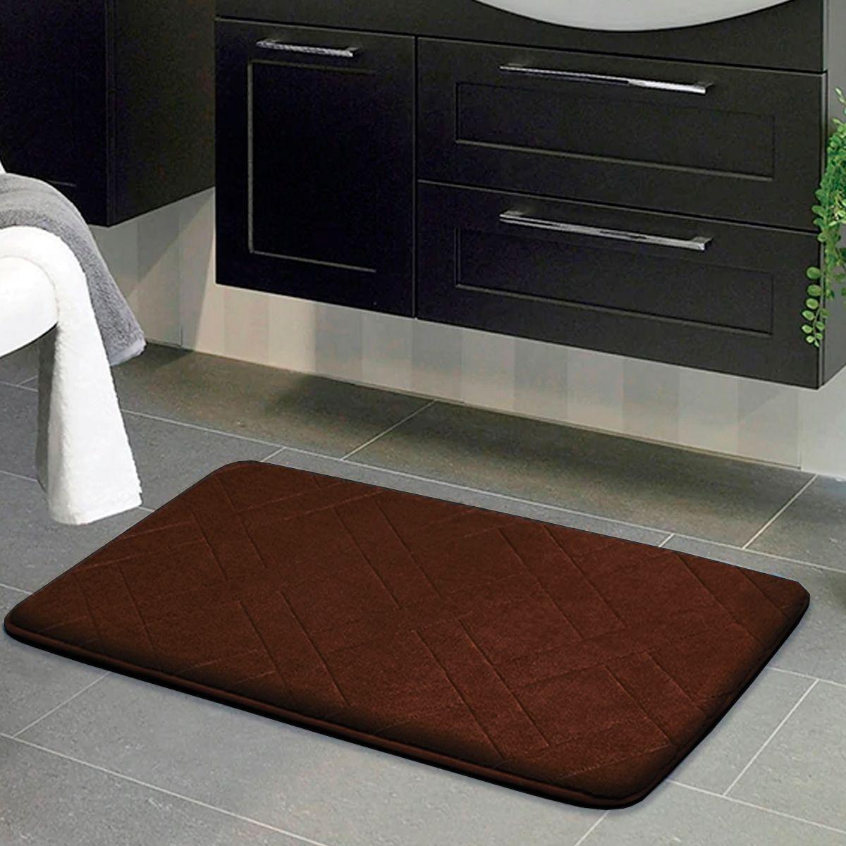 Tapete verona square 40x60 Chocolate