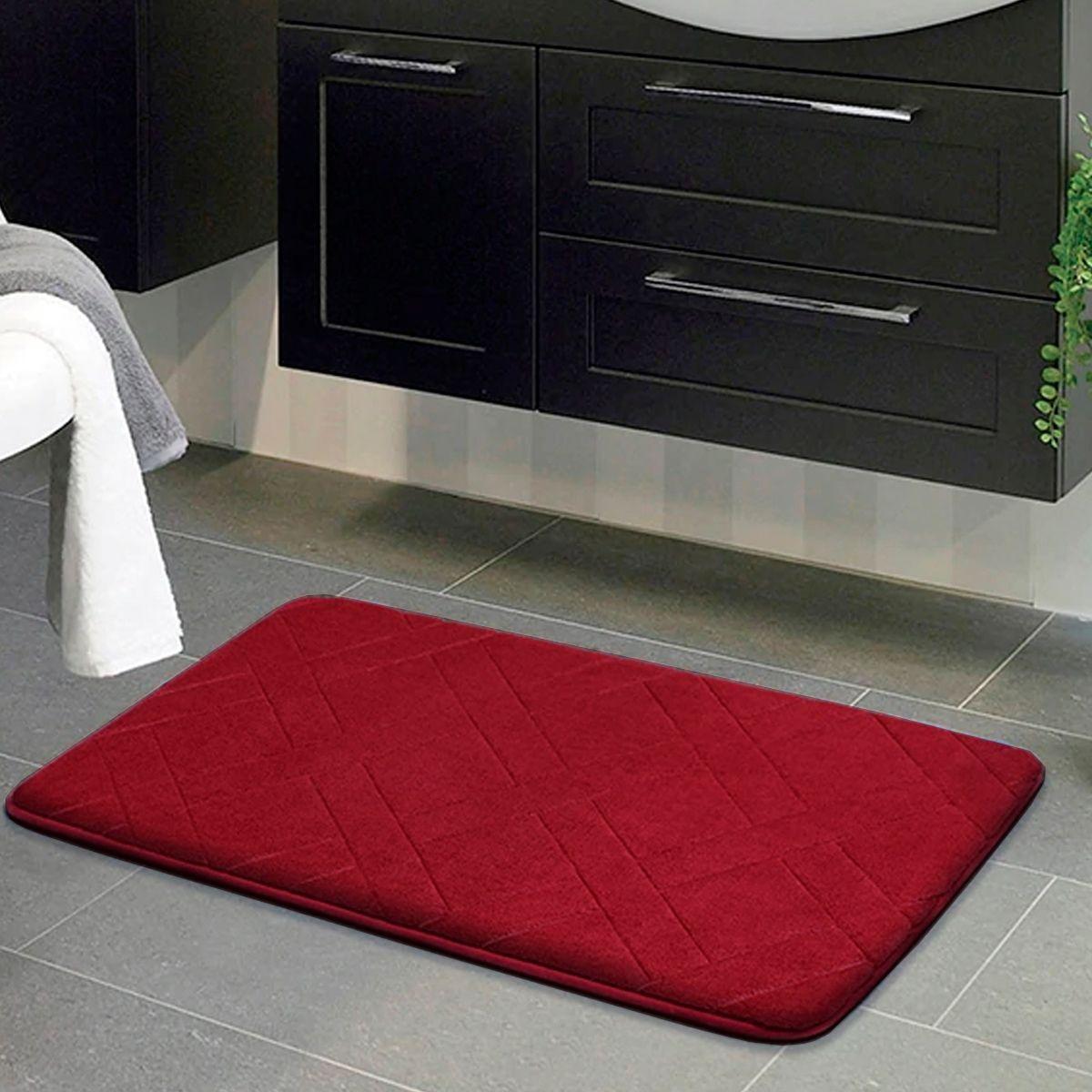 Tapete verona square 40x60 Vermelho