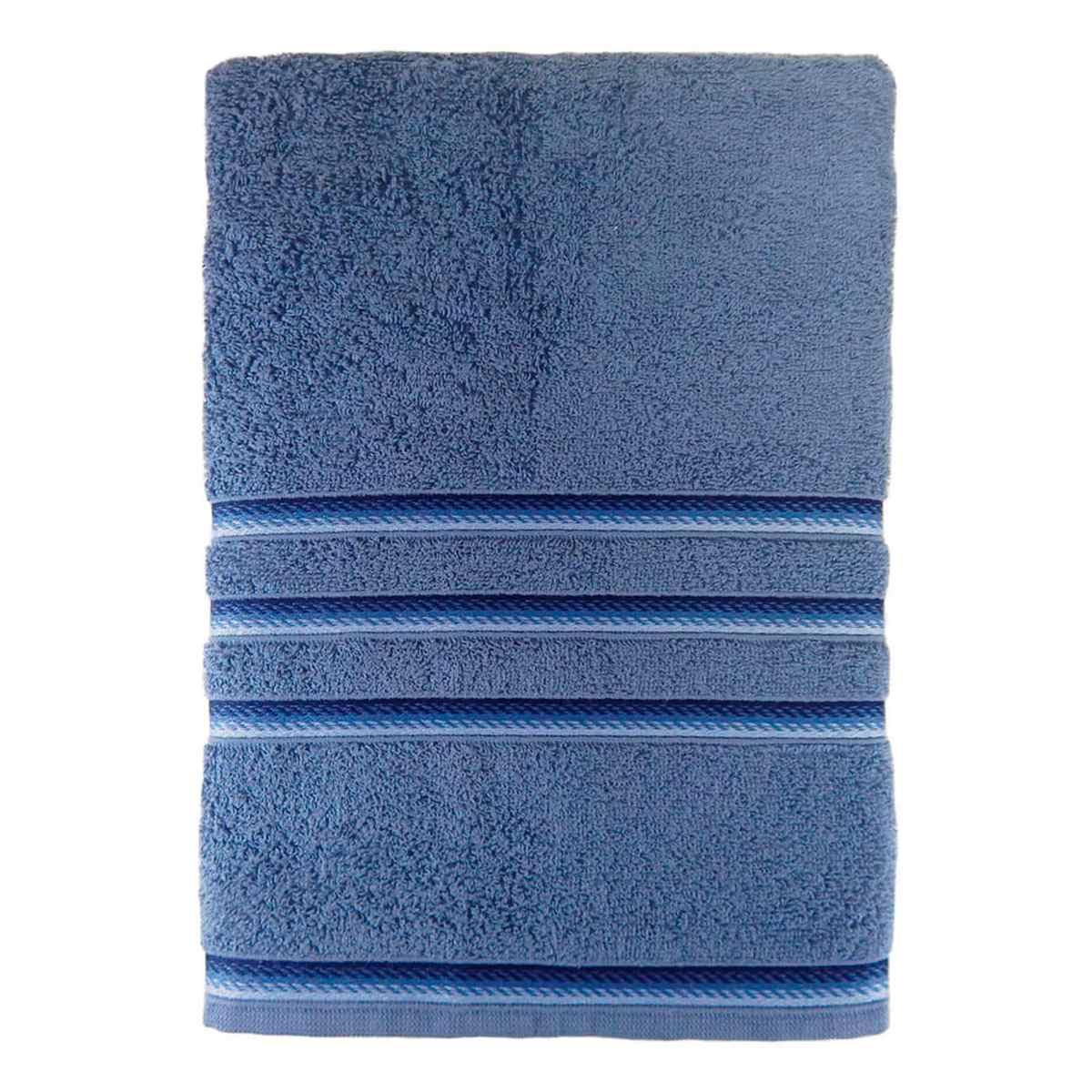 Toalha Banhão Classic 78x150 Azul Infinity