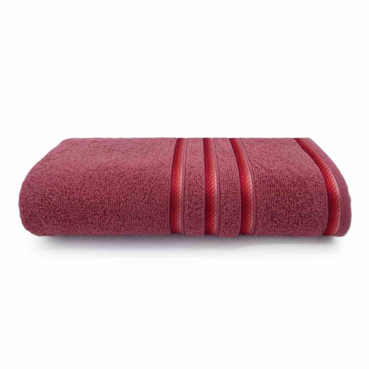 Toalha banho classic 68x135 Rosa Glamour