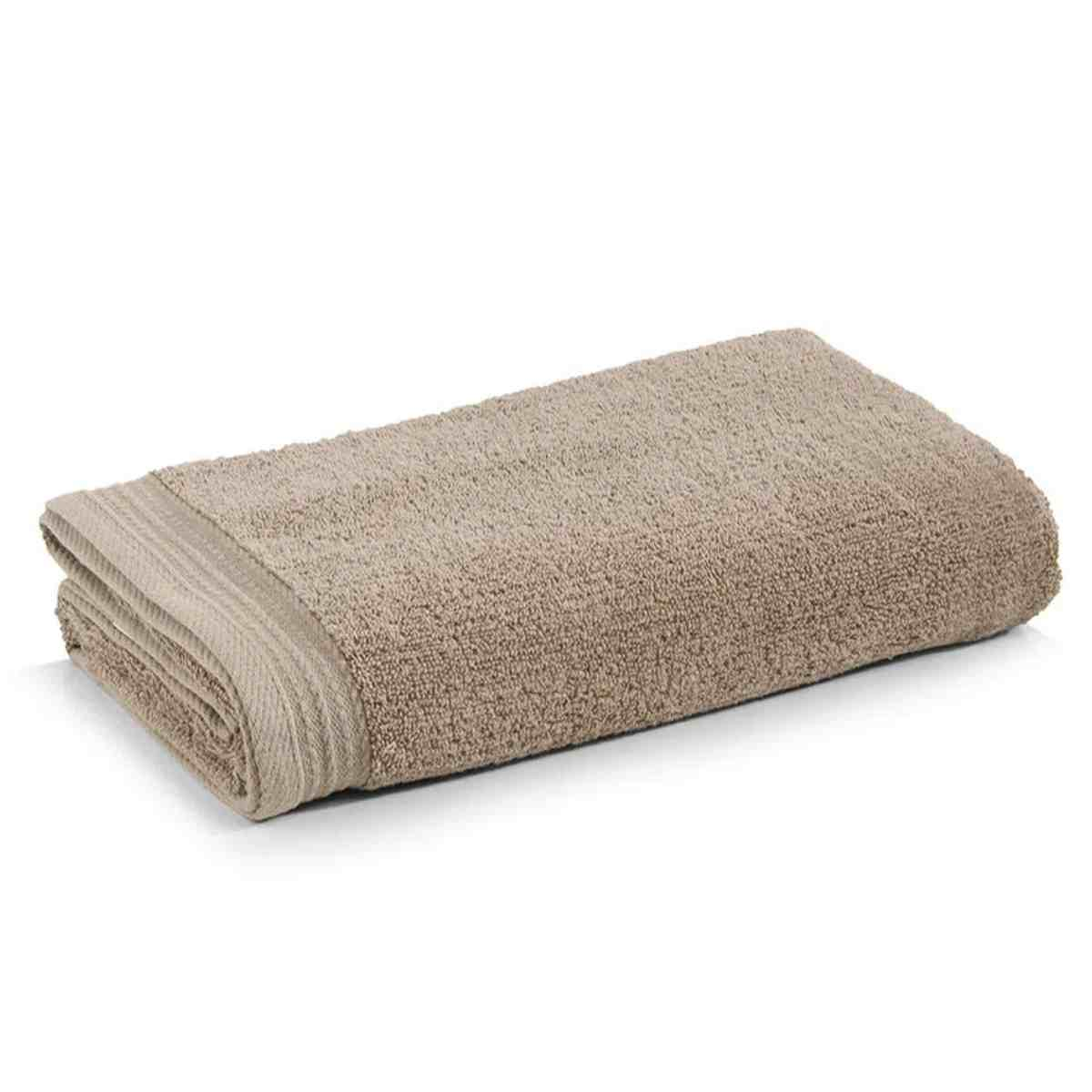 Toalha banho imperial 70x140 Taupe