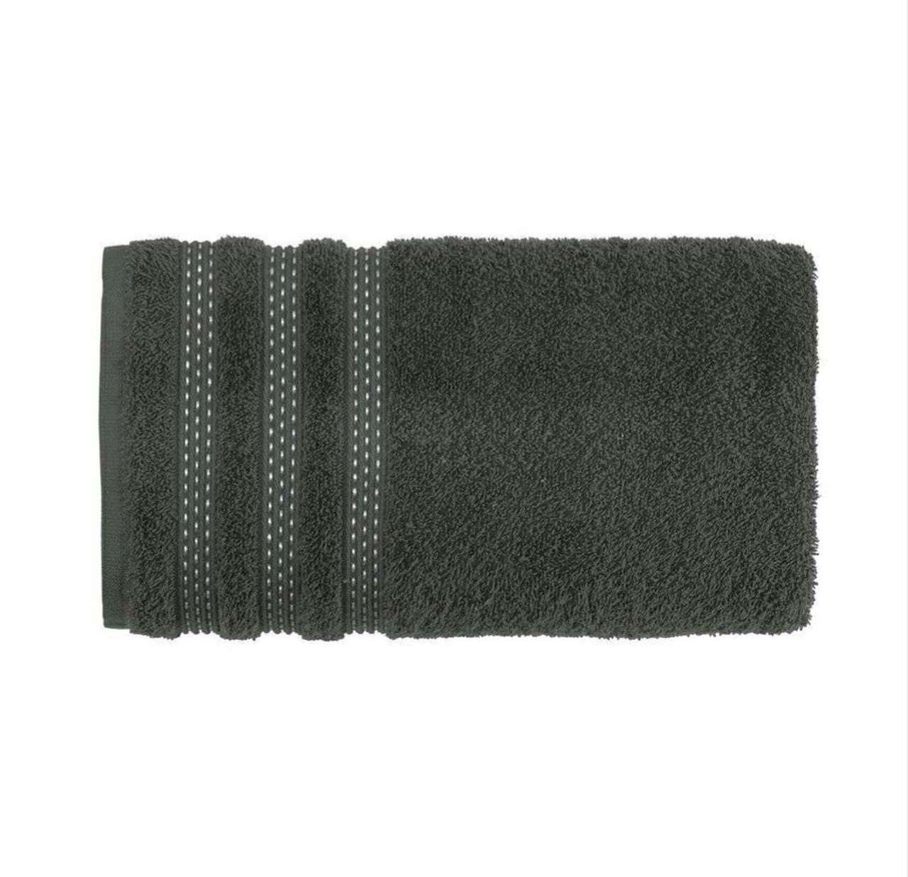 Toalha banho marcel 67x135 Carbono