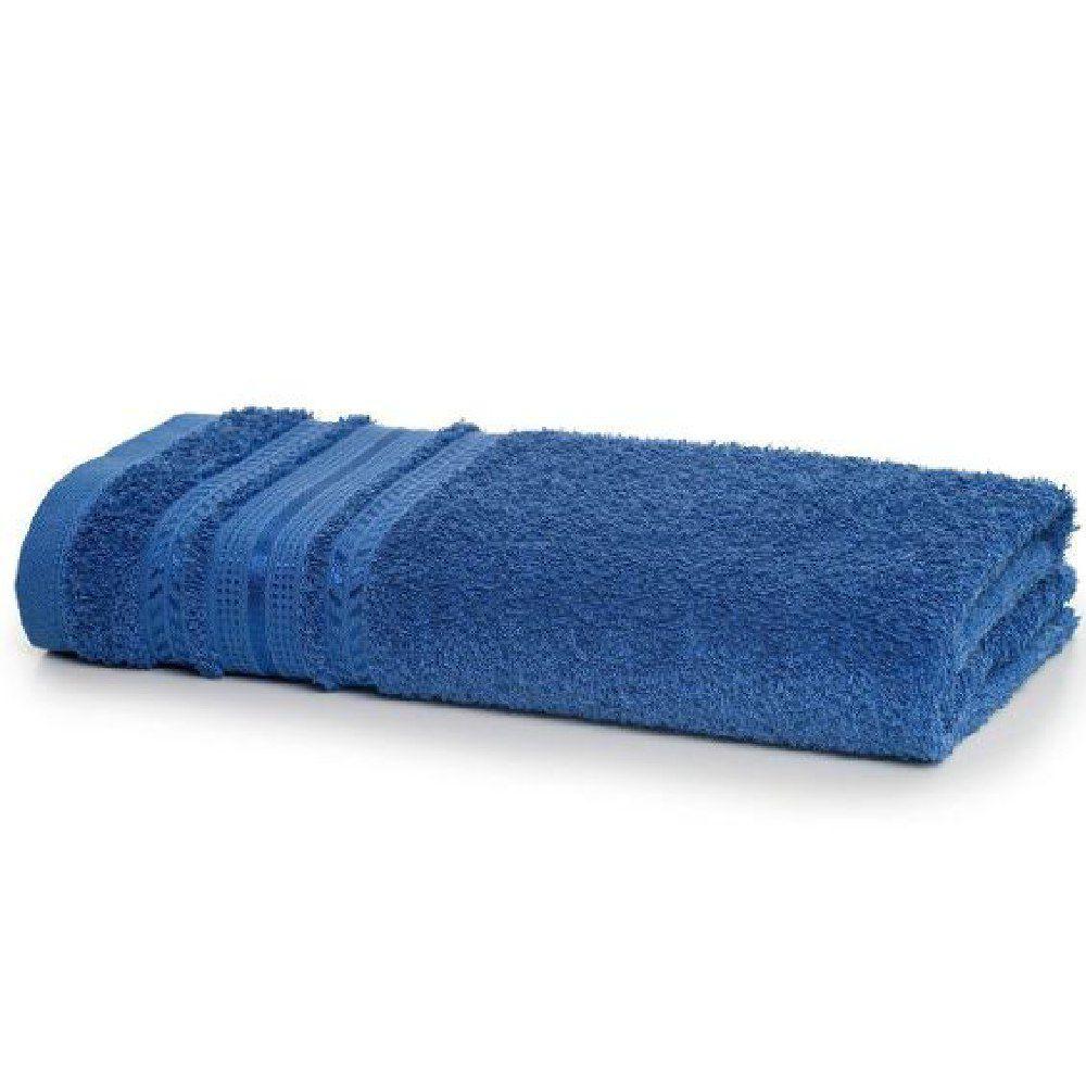 Toalha banho royal lisa 70x130 Denis Azul6675
