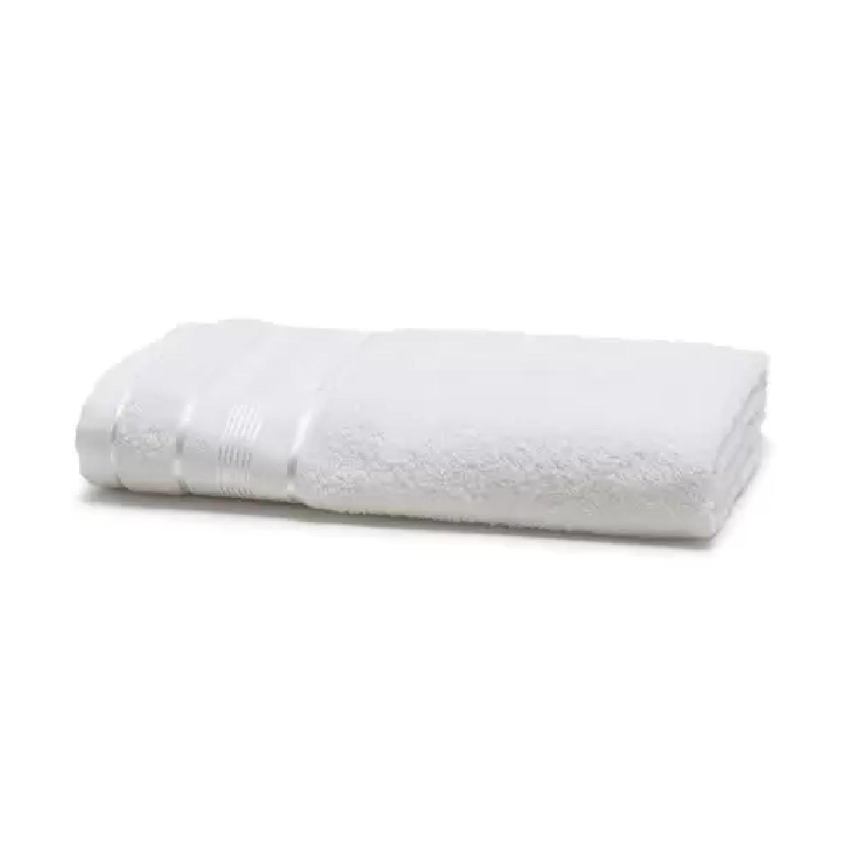 Toalha de Rosto Royal Lisa 43x70 Knut Branco
