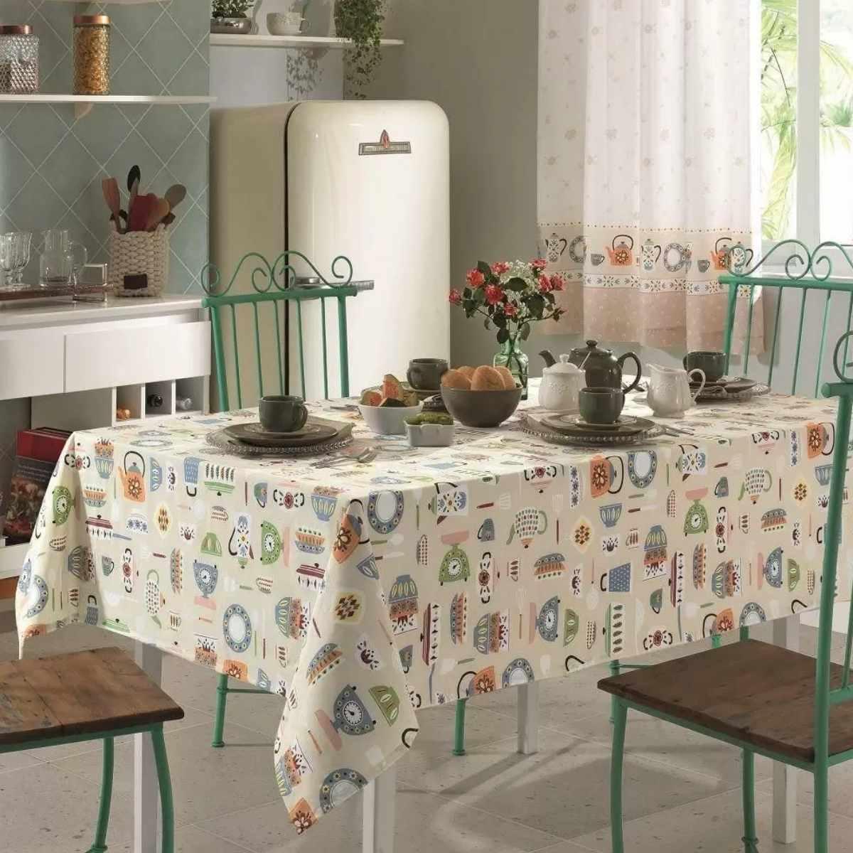 Toalha mesa limpa facil 140x210 Edilene