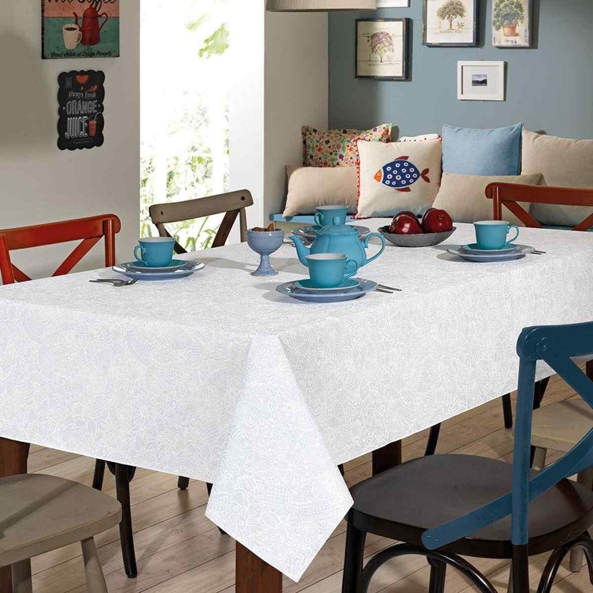 Toalha mesa limpa facil 140x210 Edite