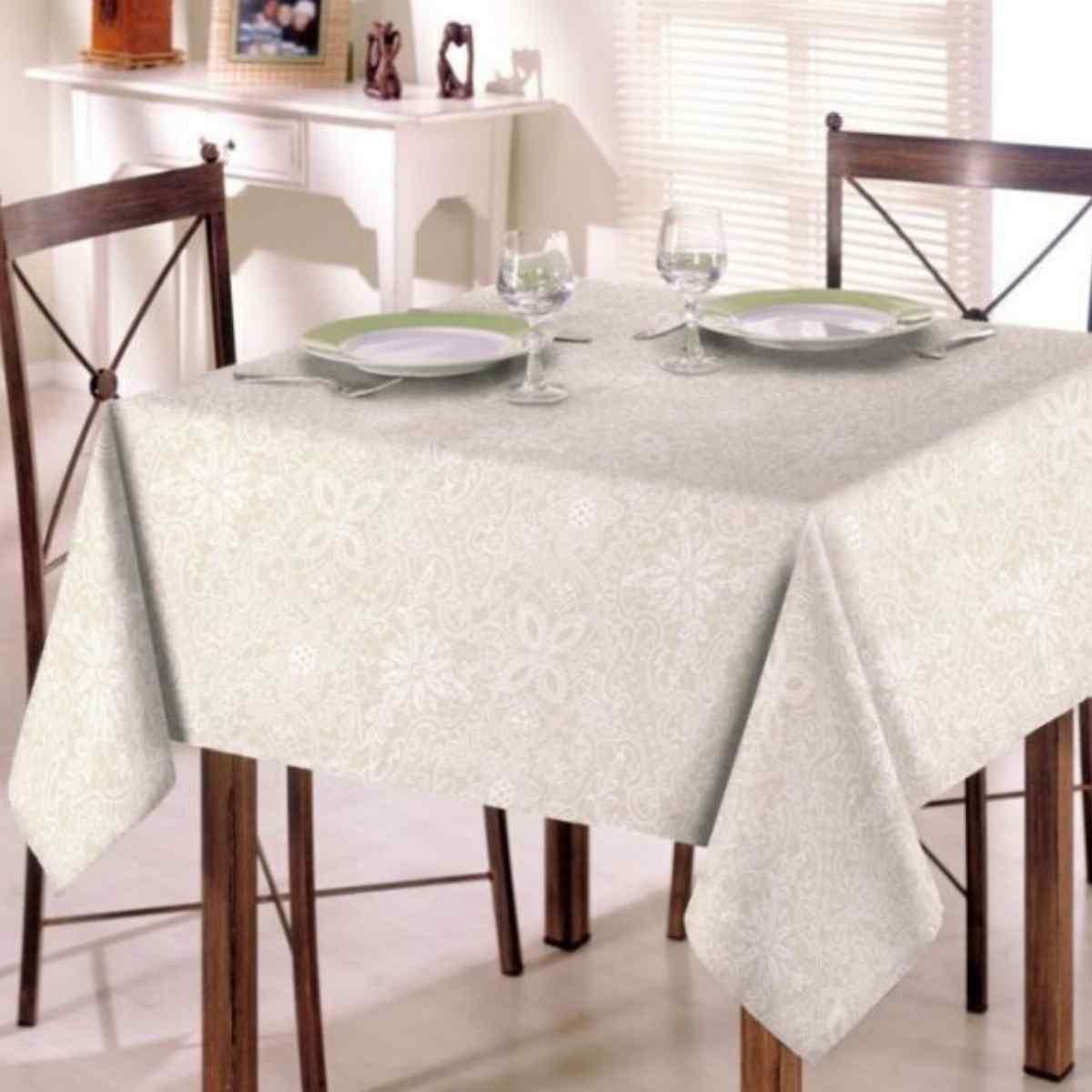 Toalha mesa limpa facil 140x210 Eliete