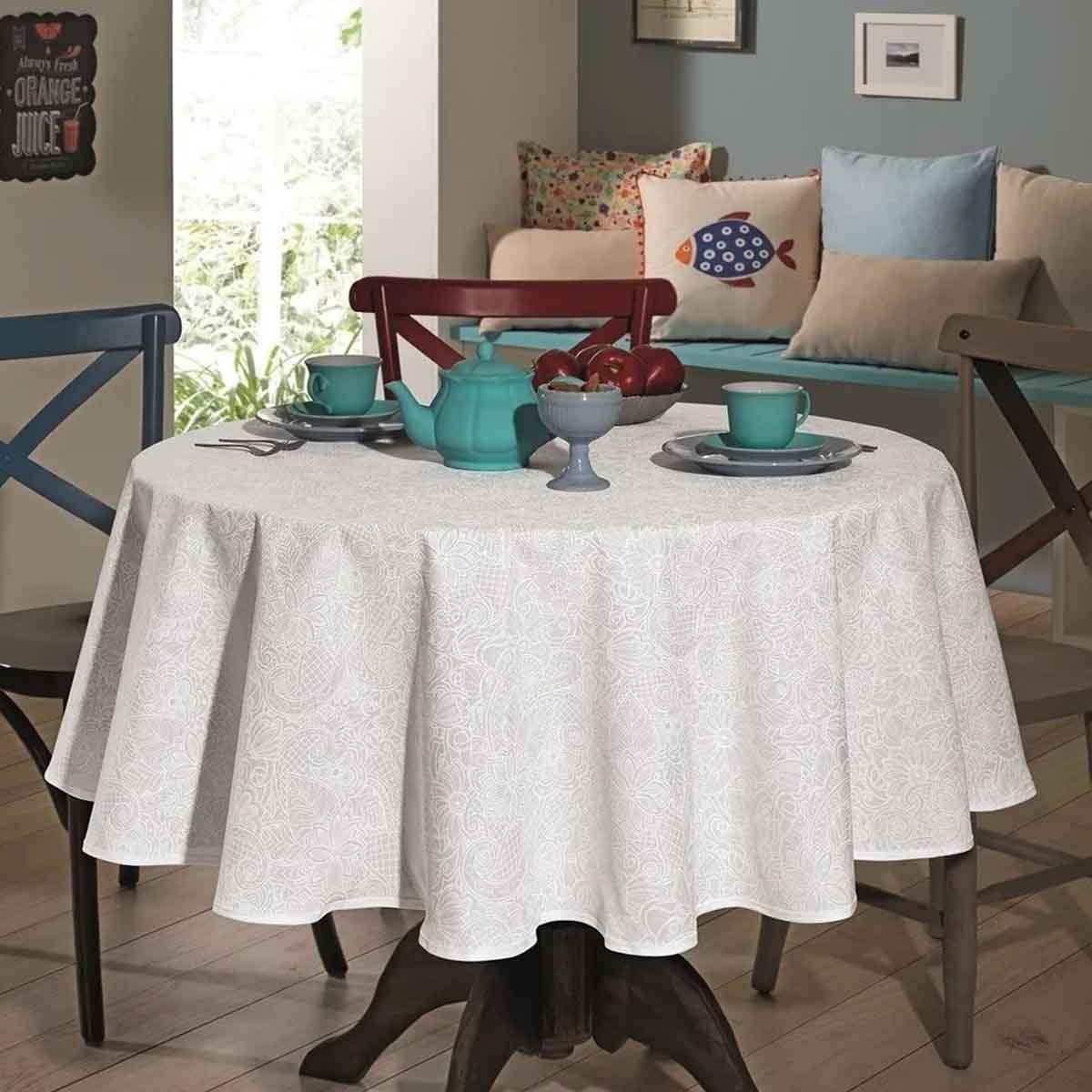 Toalha mesa limpa facil 160rd Edite