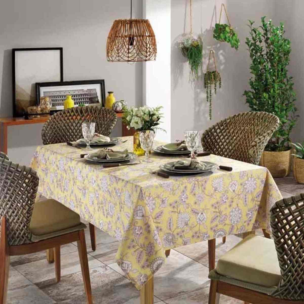 Toalha mesa limpa facil 78x78 Elisa