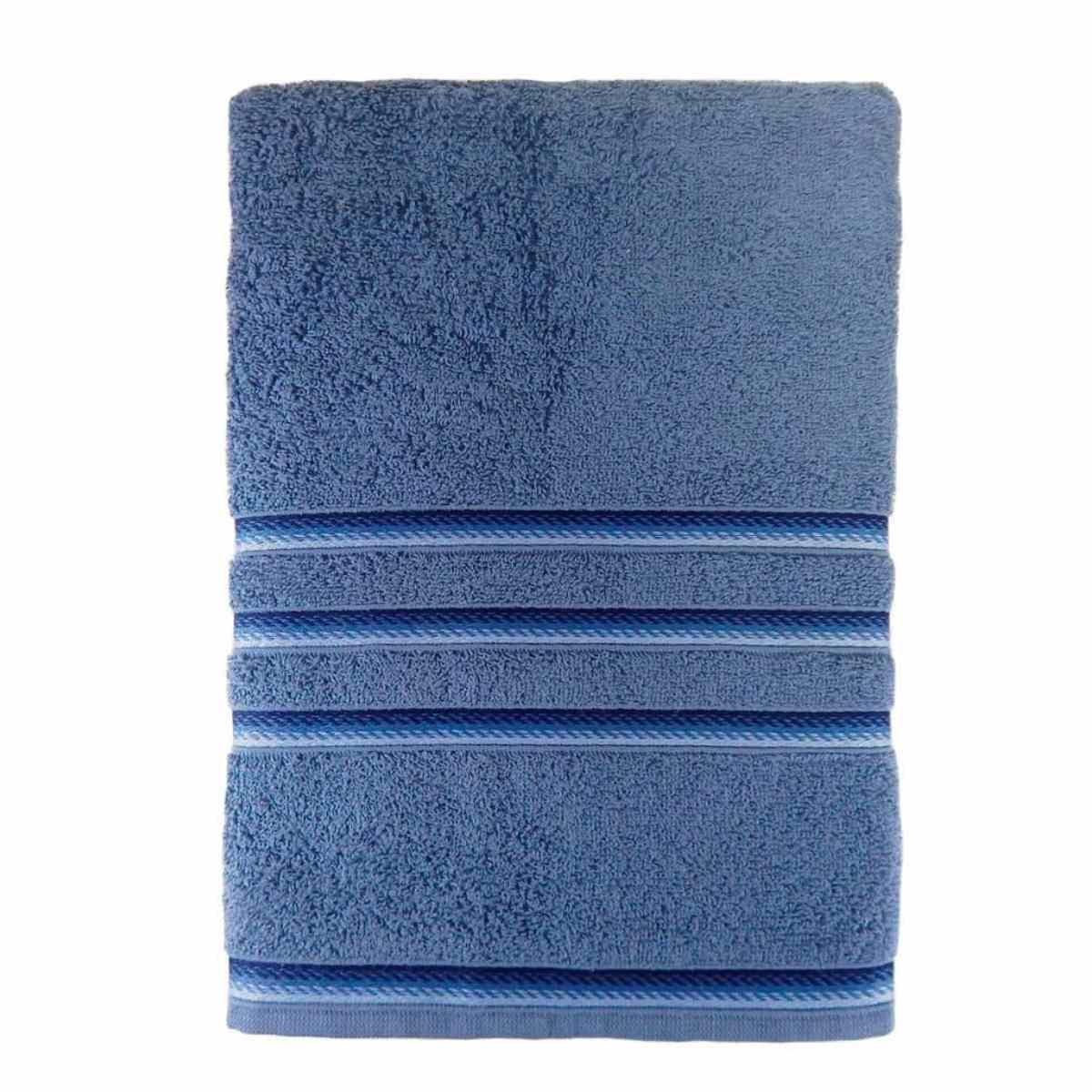 Toalha rosto classic 45x68 Azul Infinity