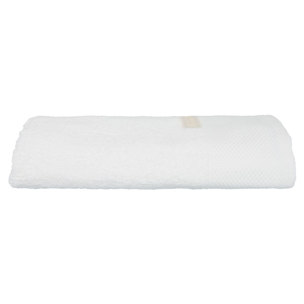 Toalha rosto eco 50x90 Branco