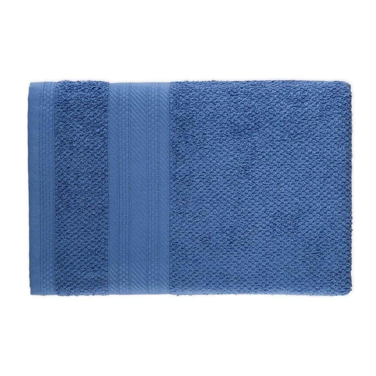 Toalha rosto empire 48x70 Azul Pacífico