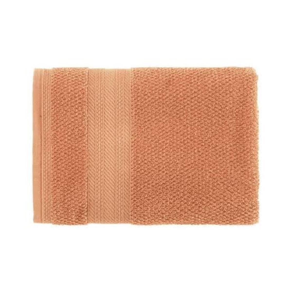 Toalha rosto empire 48x70 Laranja Vibrante