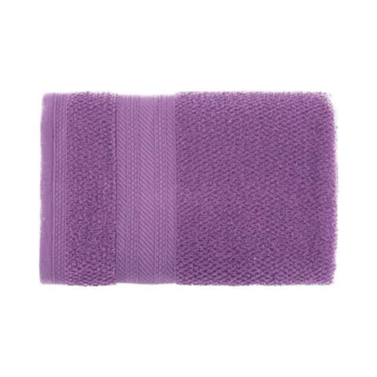 Toalha rosto empire 48x70 Púrpura
