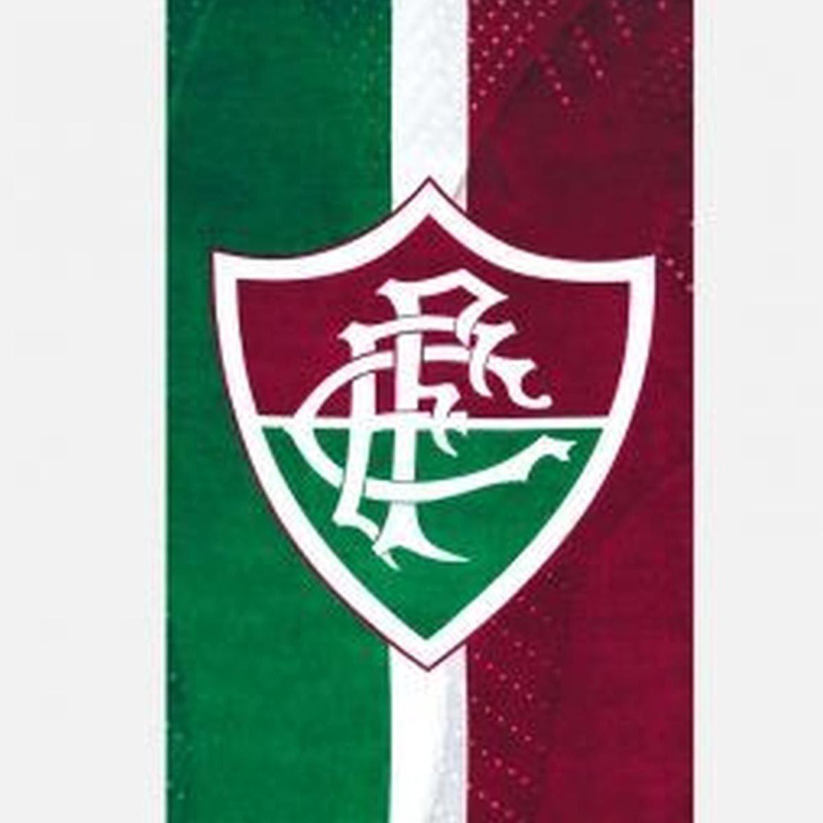 Toalha Time Velour 76x1.52 Fluminense 07