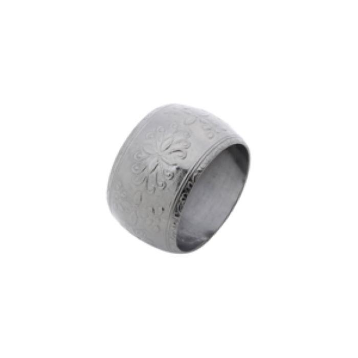 Porta Guardanapo 01 Peça Aluminio Trabalhado Lyor