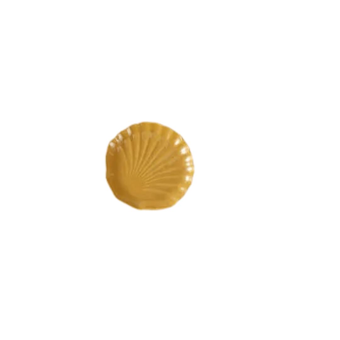 Prato Multiuso Sobremesa 01 peça Ocean Curry Coleção Especiarias Acervo Panelinha Porto Brasil