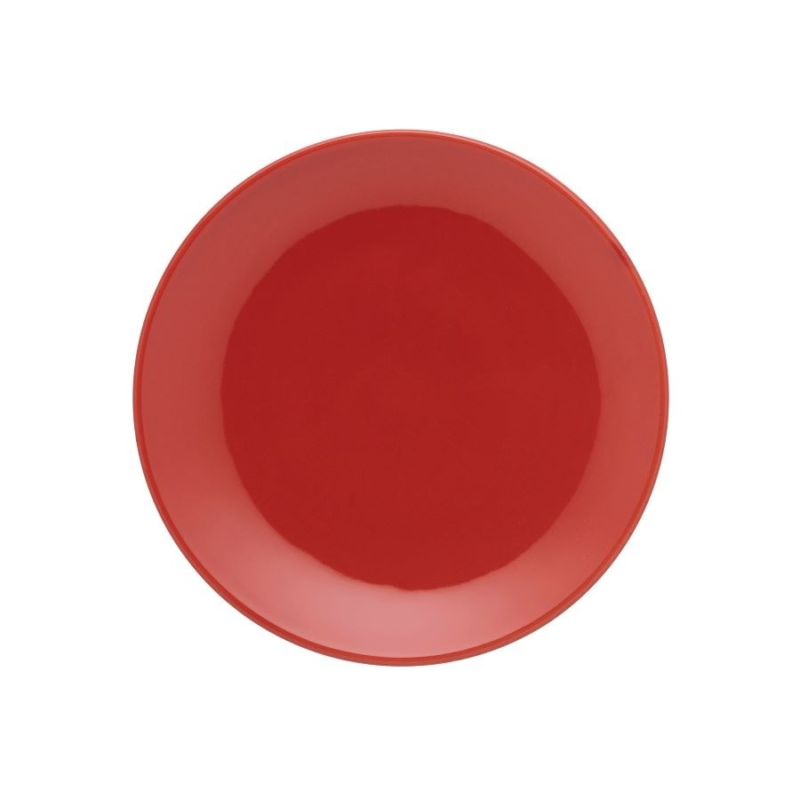 Prato Sobremesa 01 Peça Unni Red Oxford
