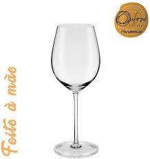 Taça Cristal 01 Peça Chardonnay Everyday Classic 350 ml Alumina Oxford