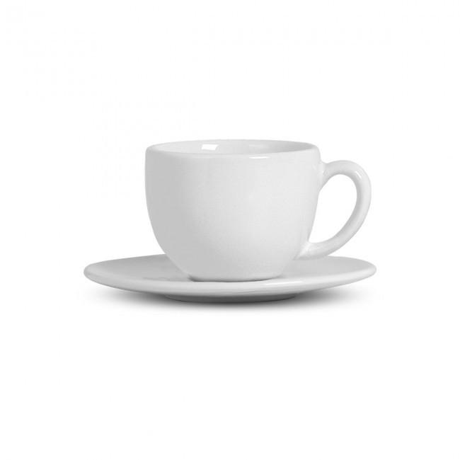 Xícara de Chá 01 Peça Coup Branco Porto Brasil