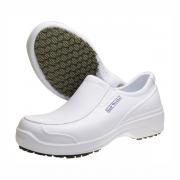Sapato Soft Work BB67 EVA Masculino Branco CA 42508