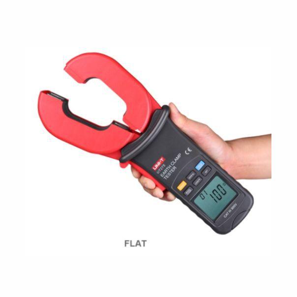 Alicate Terrômetro Digital CTMIG UNI-T UT275 CAT III 300v