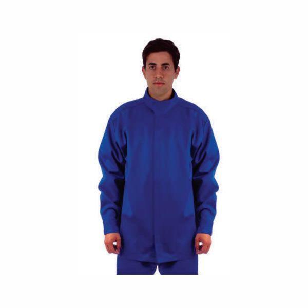 Blusão Protenge Promelt 380 FR Alta Temperatura Cor Azul  CA 27963