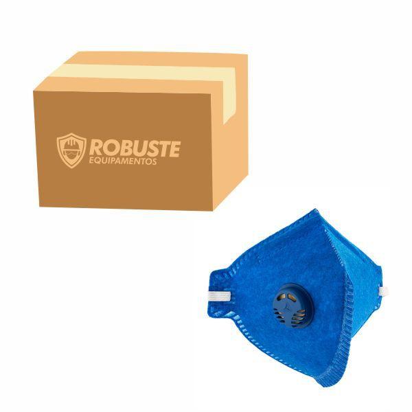 Caixa de Respirador Libus 1421 PFF2 C/V CA 39051