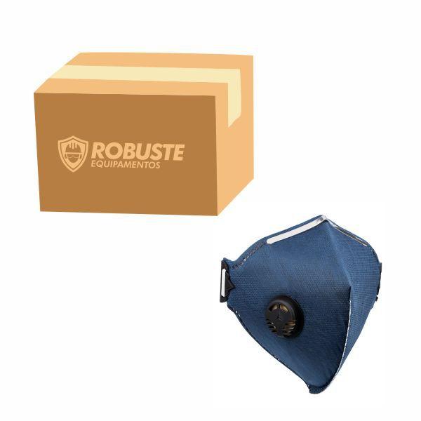 Caixa de Respirador Libus 1423 PFF2 C/V VO CA 39055