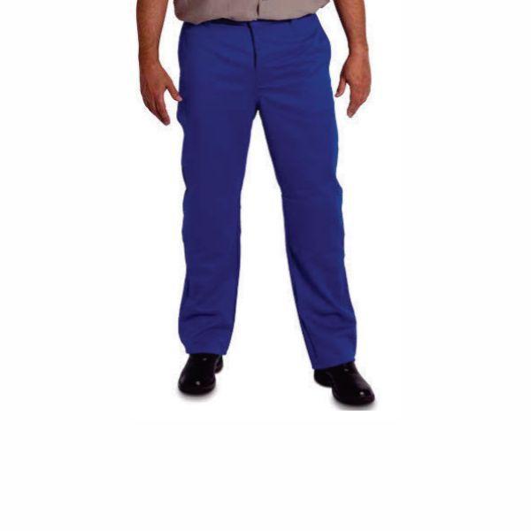 Calça Protenge Promelt 380 FR Alta Temperatura Cor Azul  CA 27962