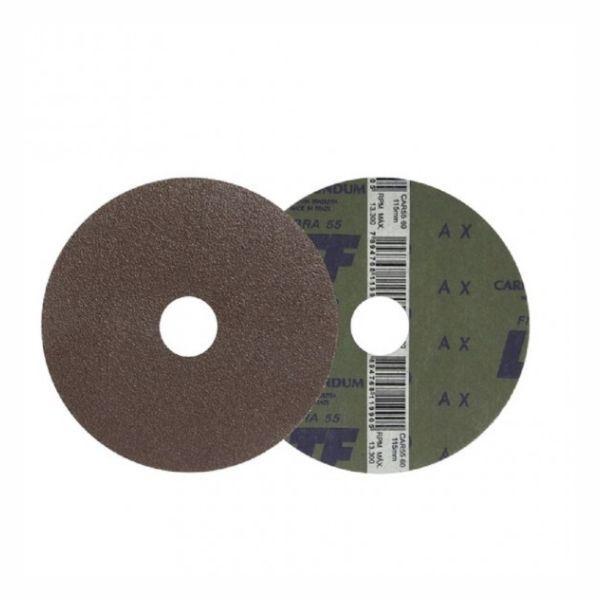 Disco De Lixa Stilex 4 1/2 X 7/8 Grão 36 Industrial