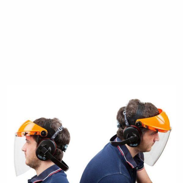 Kit Ferramentas de Corte Libus 902661 Facial Incolor Bolha com Adaptador+Abafador Alternative