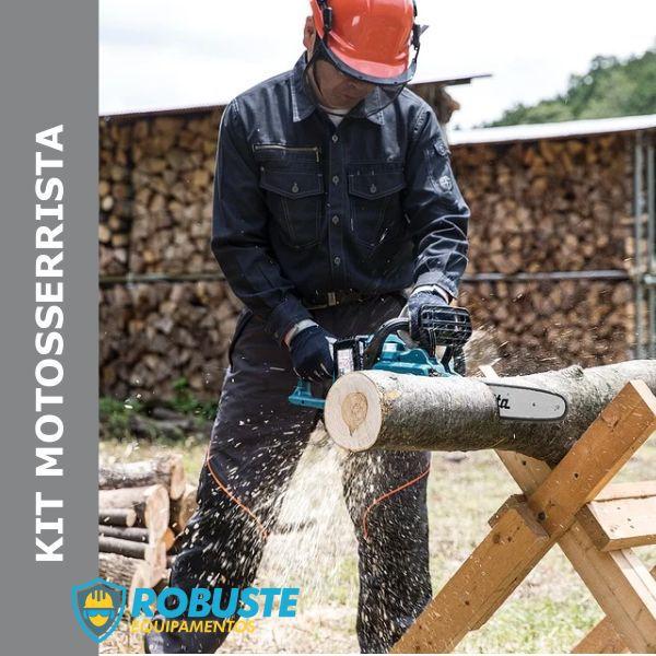 Kit Motosserrista EPI Basic