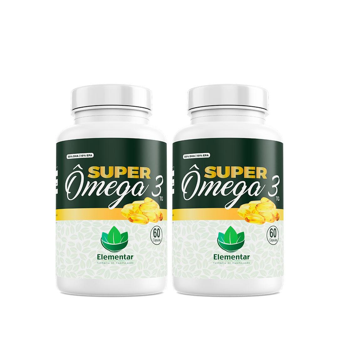 Kit Super Ômega 3
