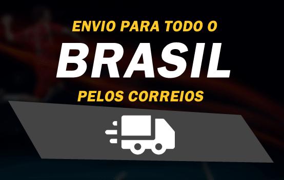 envio para todo o brasil pelos correios