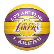 Bola de Basquete Spalding NBA Los Angeles Lakers Tam. 7