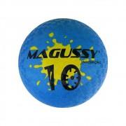 Bola de Borracha Iniciação Magussy Tam. 10