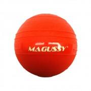 Bola Medicine Ball Magussy de Borracha - 1KG
