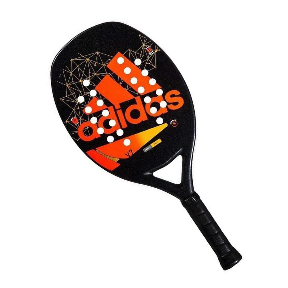 Raquete de Beach Tennis Adidas V7 Laranja