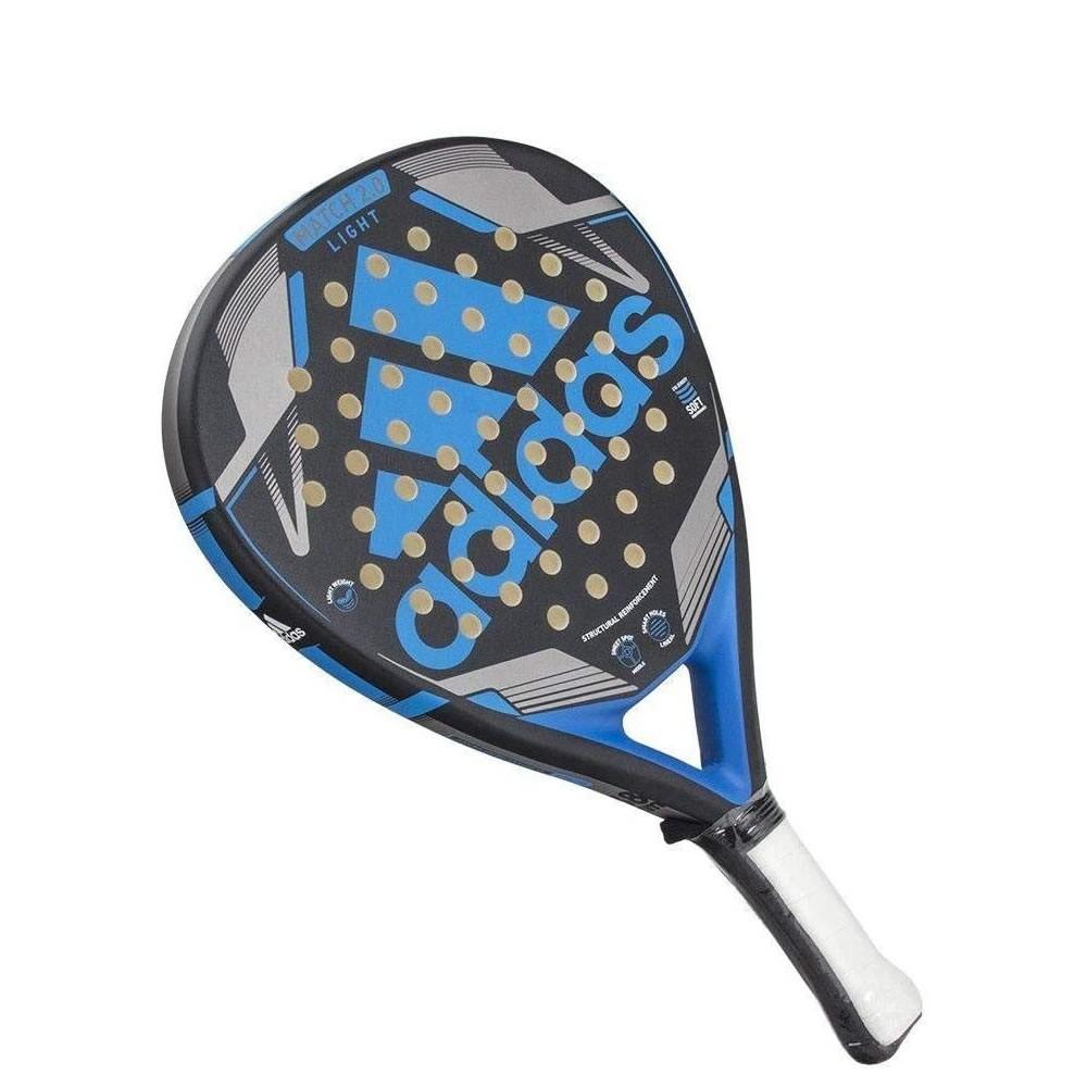Raquete de Padel Match 2.0 Light Adidas Azul