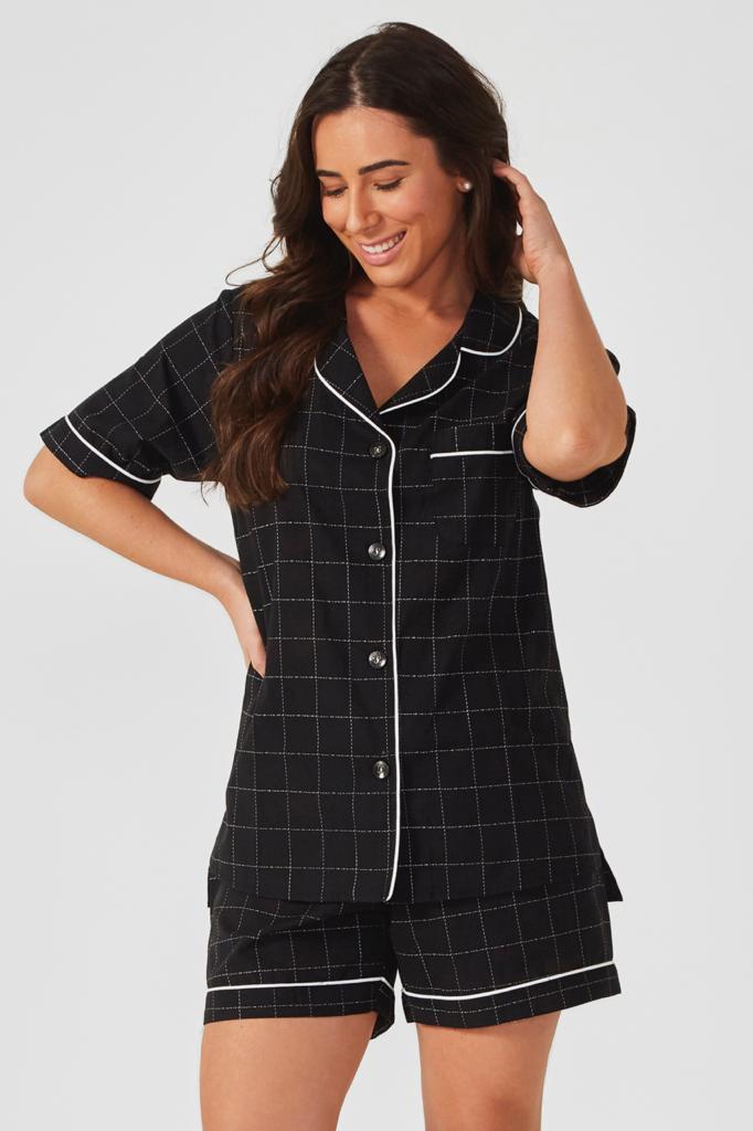 Pijama curto Dark Desire