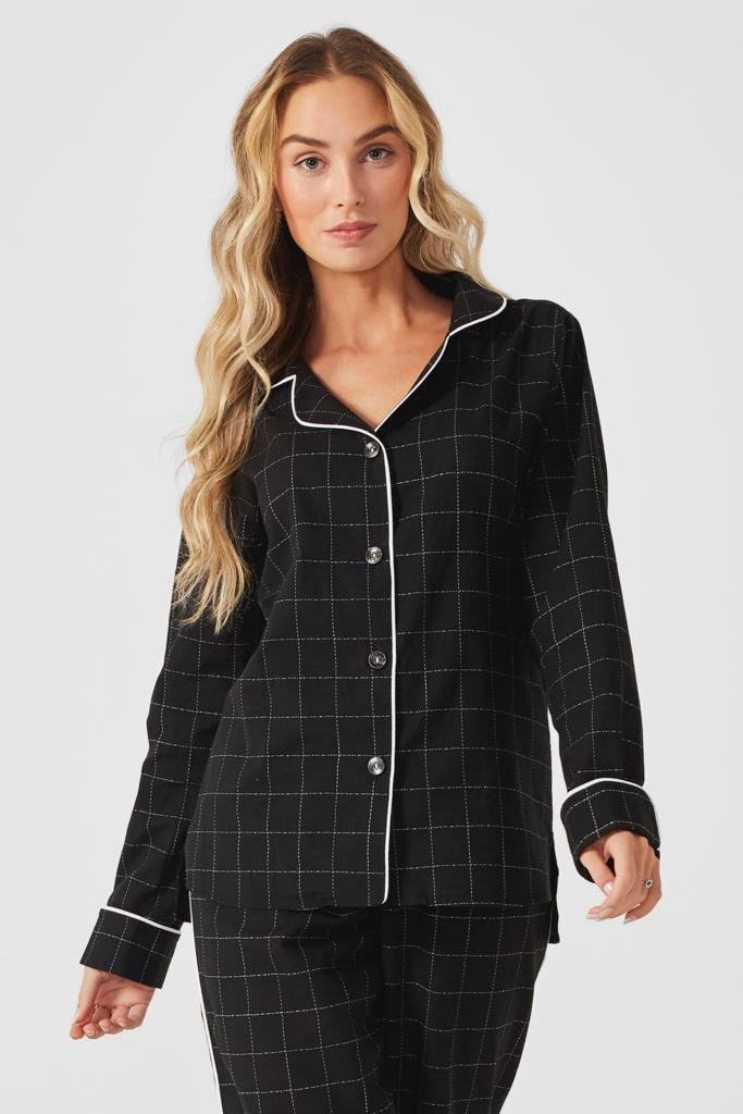Pijama Longo Dark Desire