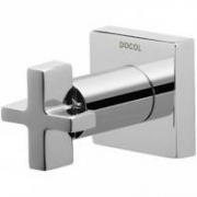 ACABAMENTO DOCOL BASE 3/4 MATCH-CHROME 00642106