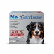 Antipulgas e Carrapatos NexGard 136mg para Cães de 25,1 a 50Kg C/1 Comprimido