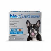 Antipulgas e Carrapatos NexGard 28,3 mg para Cães de 4,1 a 10Kg C/1 Comprimido