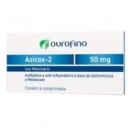 Azicox-2 50mg 6 comprimidos Ourofino