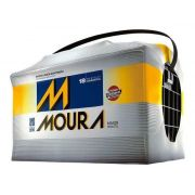 Bateria Automotiva Moura 40 Amperes Inteligente Selada (Base de Troca)