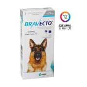 BRAVECTO 1000 ( 20 A 40 KG)